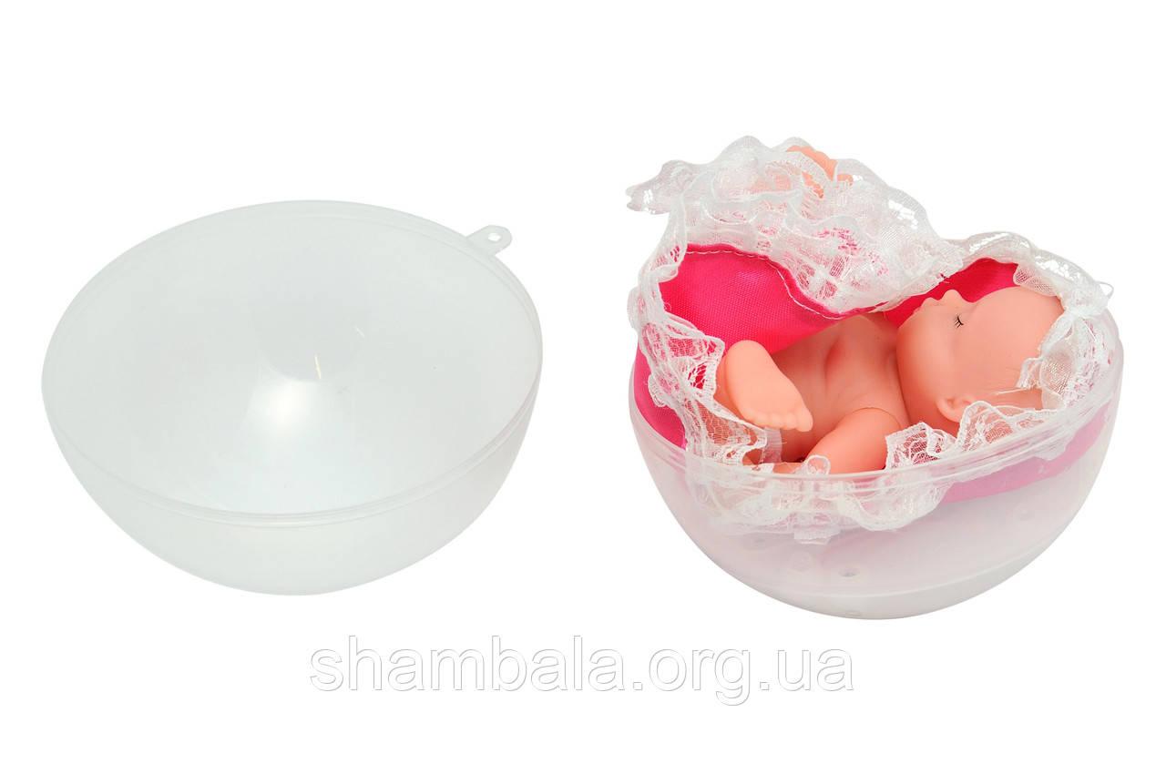 """Набор пупс Magic Tears """"Baby doll pink"""" с музыкальным шаром (076577)"""