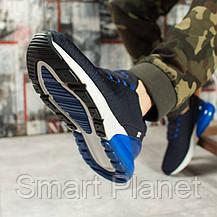 Кроссовки мужские 10052, BaaS 270, темно-синие, < 45 > р. 45-29,3см., фото 3