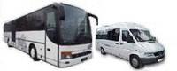 Аренда пассажирского транспорта с водителем по Киеву Украине СНГ