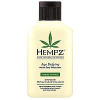 Увлажняющий крем для тела с омолаживающим эффектом Hempz Age-Defying Herbal Body Moisturizer 66 мл