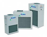Чиллеры и тепловые насосы с воздушным охлаждением конденсатора