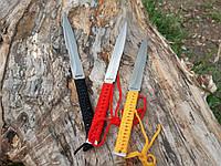 Набор из трех метательных ножей  для начинающих  190мм  С-19