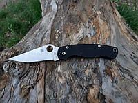 Нож складной Spyderco  BLack C