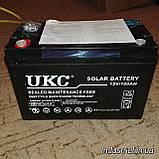 Аккумулятор BATTERY 12V 100A, фото 3