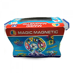 Конструктор магнітний JH6899A, фото 2