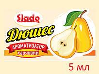 """Ароматизатор """"SLADO"""" харчовий """"Дюшес"""" 5 мл"""