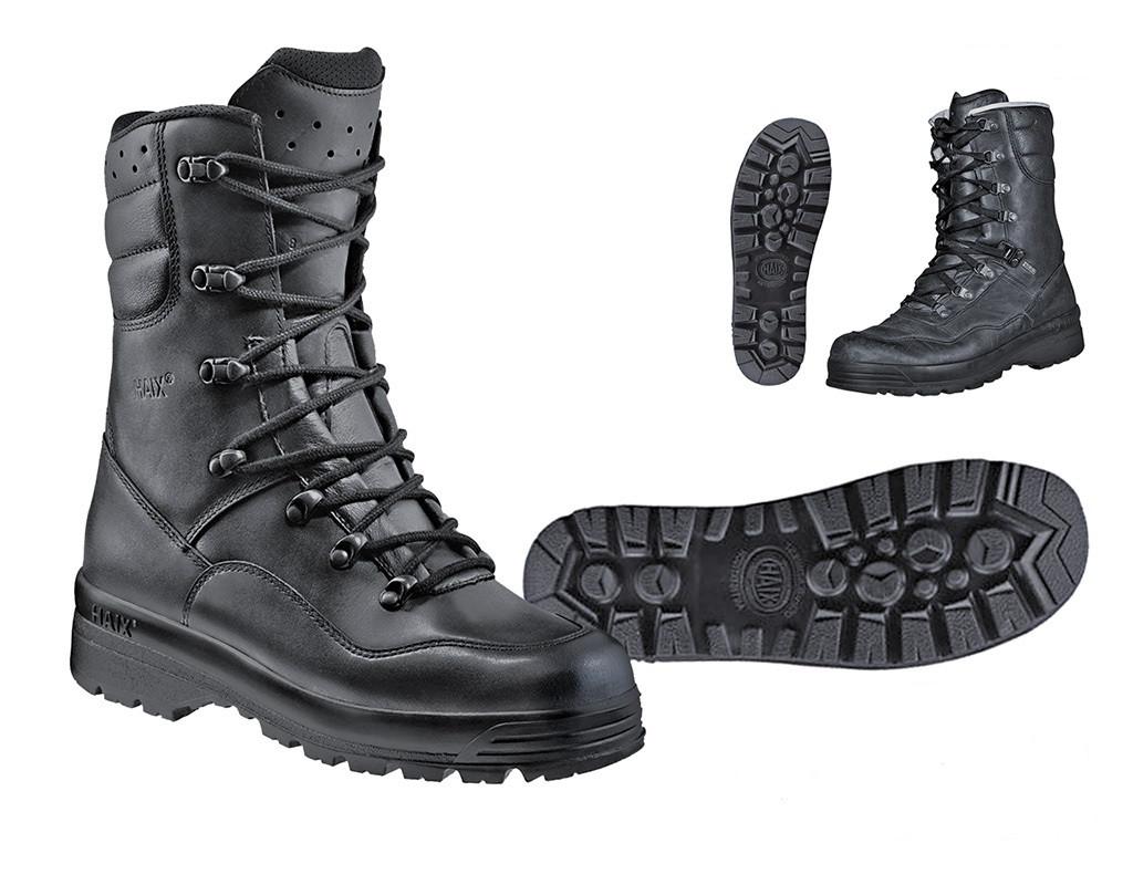 Тактические ботинки (берцы) Haix high walker Gore-tex  Германия, оригинал Б/У 1 сорт