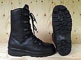Тактические ботинки (берцы) Haix high walker Gore-tex  Германия, оригинал Б/У 1 сорт, фото 4