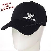 Детская подростковая фирменная спортивная кепка бейсболка блайзер Giorgio Armani GA