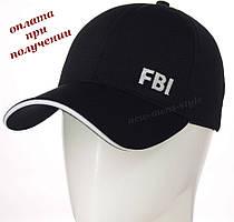 Детская подростковая и молодежная спортивная кепка бейсболка блайзер FBI new