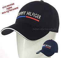 Детская подростковая стильная и молодежная спортивная кепка бейсболка блайзер Tommy Hilfiger, фото 1