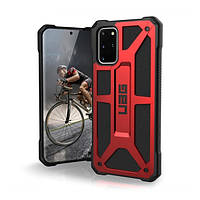 Накладка для Samsung Galaxy G985 S20 Plus UAG Monarch Crimson