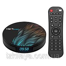 Смарт приставка TV Box HK1 Max 4/64 Гб Android 9.0 Smart TV + 3 месяца Sweet TV