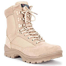 Берци MIL-TEC KHAKI TACTICAL BOOTS 12822104