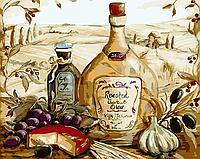 Художественный творческий набор, картина по номерам Итальянский колорит, 50x40 см, «Art Story» (AS0095), фото 1