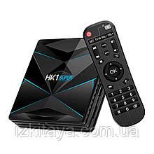 Смарт приставка TV Box HK1 Super 4/32 Гб Android 9.0 Smart TV + 3 месяца Sweet TV