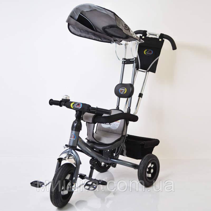Sigma Lex-007 велосипед детский трехколесный (10/8 AIR wheel) Grey