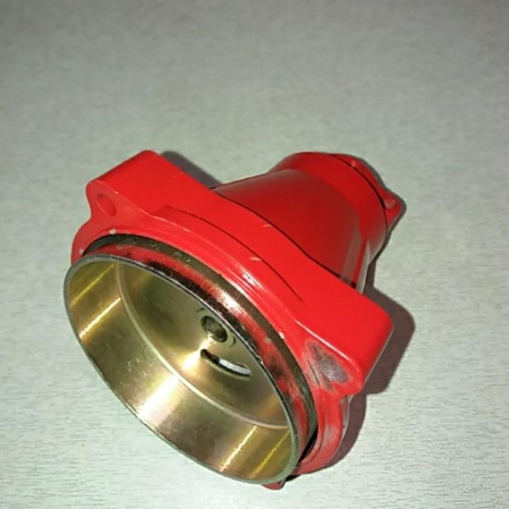 Редуктор верхний 7 шлицов ø 26 мм мотокосы 2Т