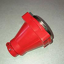 Редуктор верхний 7 шлицов ø 26 мм мотокосы 2Т, фото 3