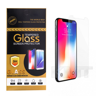 Samsung A10 , A10s , M10 — Transparent — 0.3 mm Tempered Glass