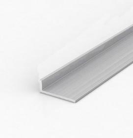 Кутник алюмінієвий 40х10х2 без покриття