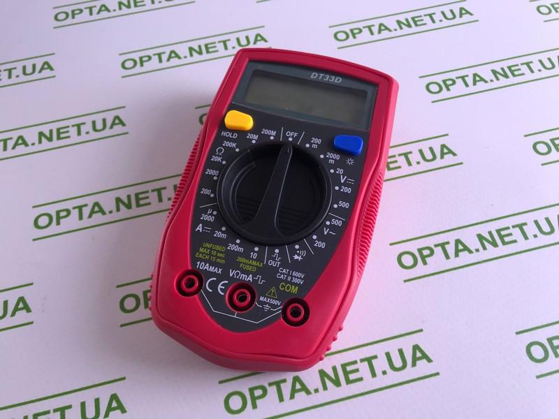 Цифровой мультиметр  DT33 Series