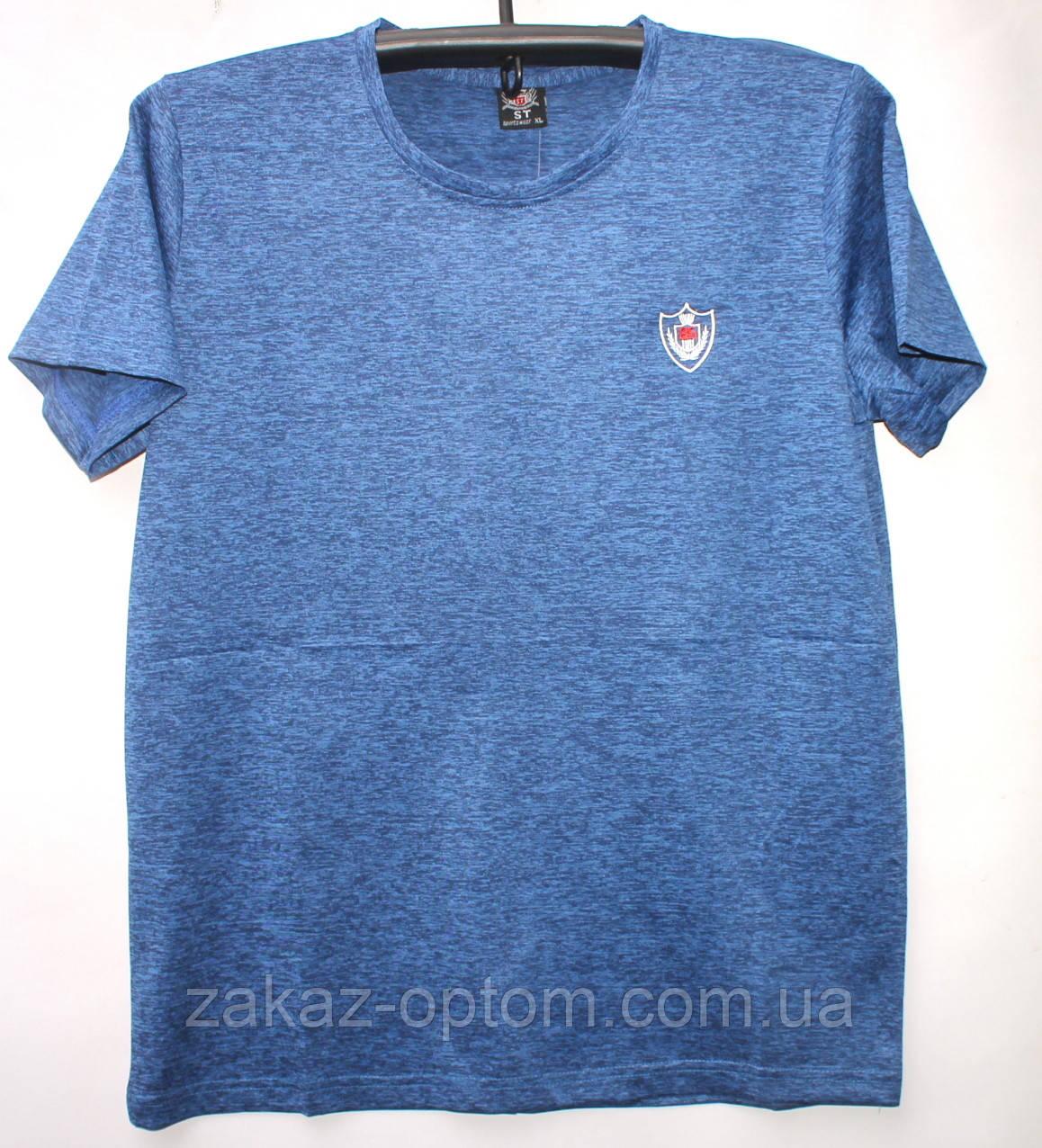 Футболка мужская норма 100%Cotton (48-54) А15 -52601