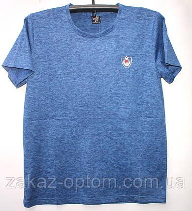 Футболка мужская норма 100%Cotton (48-54) А15 -52601, фото 2