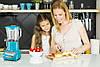Блендер стационарный KitchenAid Artisan Бирюзовый Голубой (5KSB5553ECL) с двумя чашами (произ-во США) - Фото