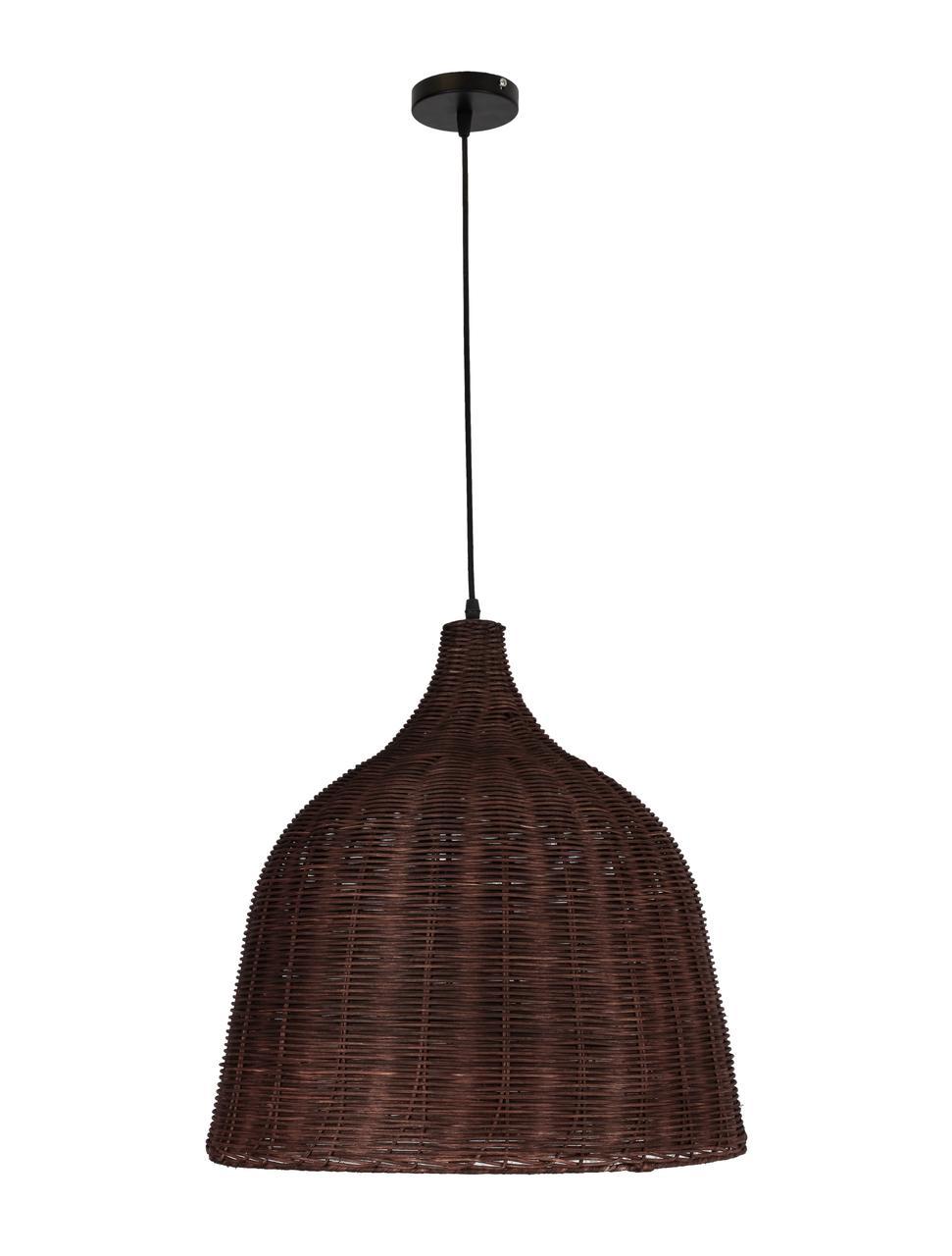 Подвесной светильник из ротанга в эко-стиле LV 971RATTAN-1(470) CF