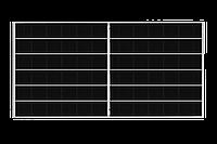 Солнечная панель мощностью 580 Вт