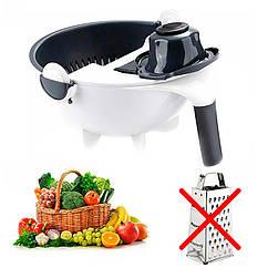 Многофункциональная овощерезка слайсер Adna Slicer резка для овощей и фруктов кухонный комбайн
