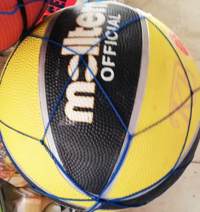М'яч баскетбольний №3 Sima R3CMгумовий