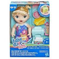 Кукла Малышка блондинка и Макароны HASBRO