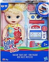 """Кукла """"Малышка и еда"""" HASBRO"""