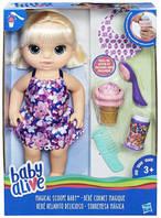 """Кукла """"Малышка с мороженым"""" HASBRO"""
