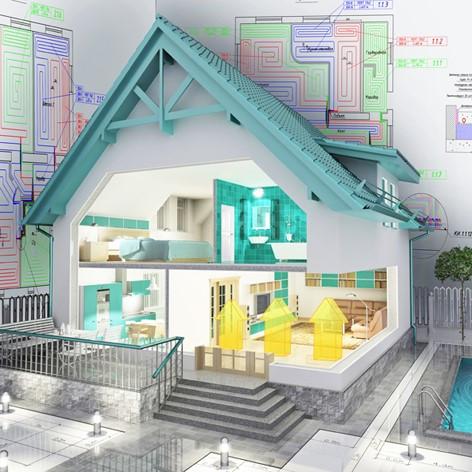Проектування систем опалення, водопостачання та водовідведення