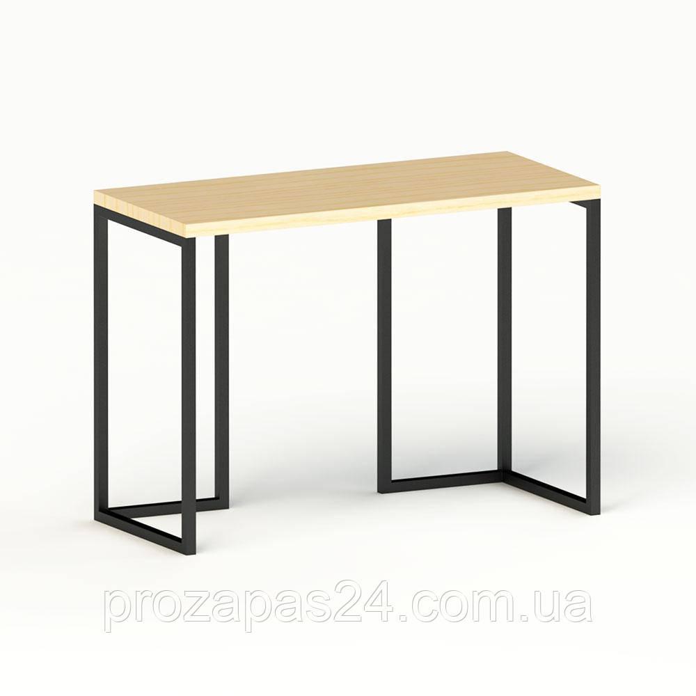 """Стол офисный письменный """"ТРИО"""" мебель офисная в стиле ЛОФТ"""