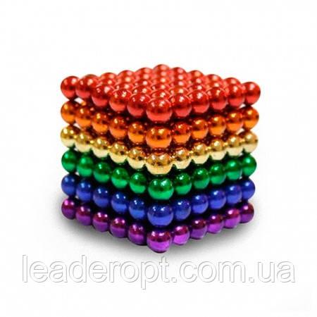 [ОПТ] Нео куб Neo cube золотой 5мм (100)