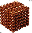 [ОПТ] Нео куб Neo cube золотой 5мм (100), фото 4