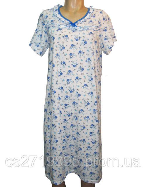 Сорочка женская 5-105 ТАТЬЯНА 58-62 размеры