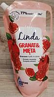 Жидкое мыло Linda Granat&Mieta   1л Польша