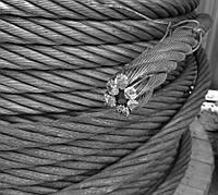 Канат стальной 11,5 мм  ГОСТ 7668-80, фото 1