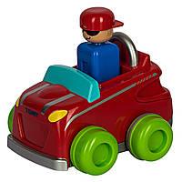 Tomy Инерционная игрушка Машинка, 1012-3