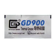 Термопаста GD900 0.5 гр, стікер