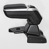 Підлокітник armcik s4 з зсувною кришкою і регульованим нахилом для Ford Tourneo / Transit Connect Mk2 2014+, фото 3