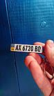 Брелок номерок для коханої (стандарт XL), фото 2