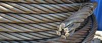 Металлический трос канат 27 мм ГОСТ 2688-80