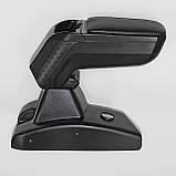 Підлокітник armcik s4 з зсувною кришкою і регульованим нахилом для Ford Tourneo / Transit Connect Mk2 2014+, фото 9