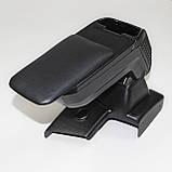Підлокітник armcik s4 з зсувною кришкою і регульованим нахилом для Ford Tourneo / Transit Connect Mk2 2014+, фото 10